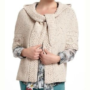 Far Away From Close   Purl Hooded Sweater